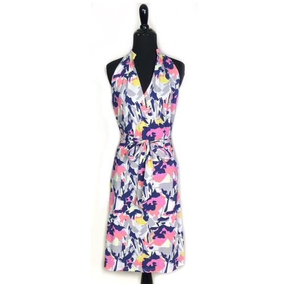 Ellie Kai Dresses & Skirts - Ellie Kai Reinvented Wrap Dress Sleeveless